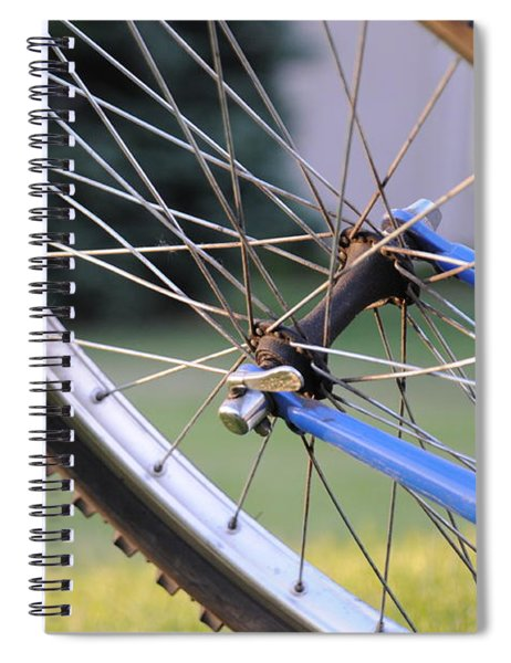 Wheeling Spiral Notebook