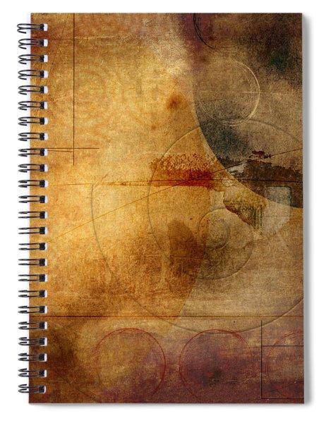 When Worlds Collide Spiral Notebook