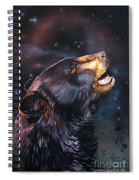 Where Do I Belong Now Spiral Notebook