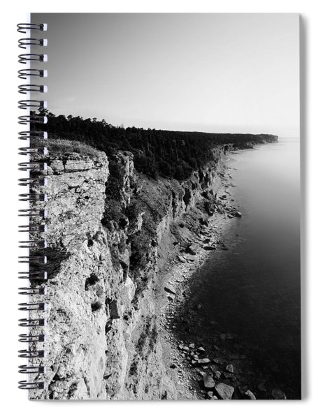 Where Sea Meets Land Spiral Notebook
