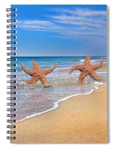 Where Stars Are Born Spiral Notebook