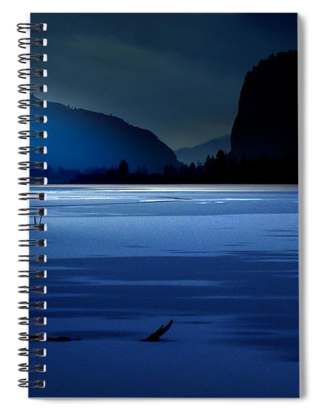 While You Were Sleeping Spiral Notebook