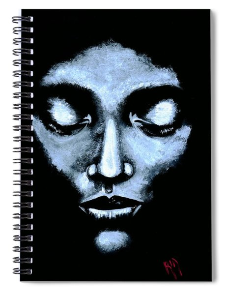 Whispered Memories Of You Spiral Notebook