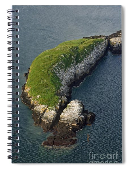 White Horse Island Spiral Notebook