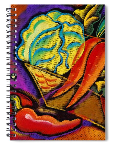 Very Healthy For You Spiral Notebook