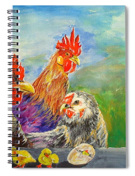 Whose Egg Isthat Spiral Notebook