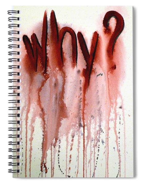 Why? Spiral Notebook