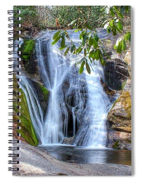 Widows Creek Falls Spiral Notebook