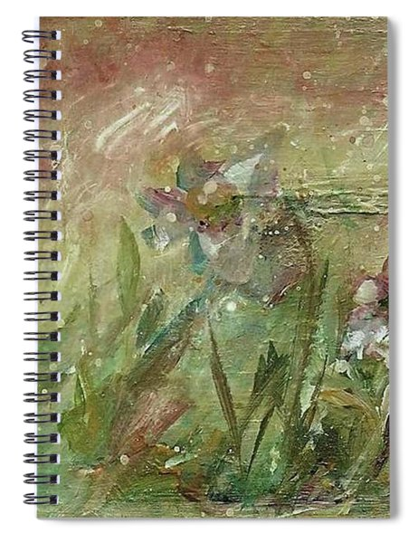 Wil O' The Wisp Spiral Notebook