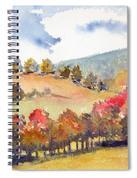 Wild And Wonderful Spiral Notebook