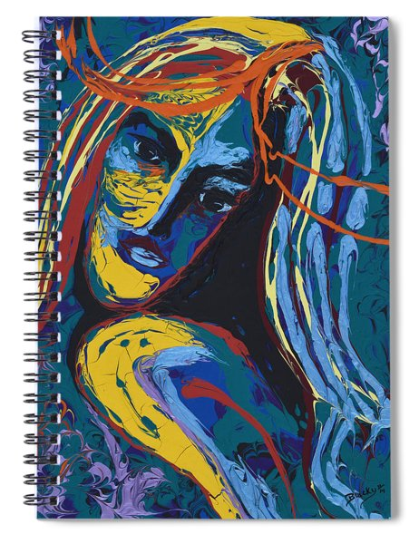 Wild At Heart Spiral Notebook
