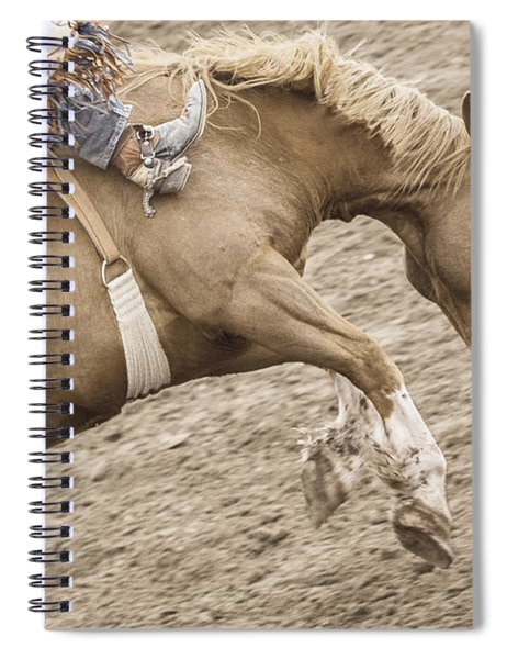 Wild Ride Spiral Notebook