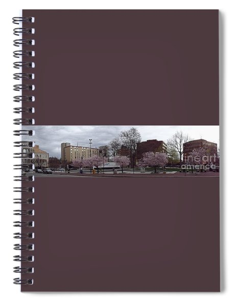 Wilkes-barre In Bloom Spiral Notebook