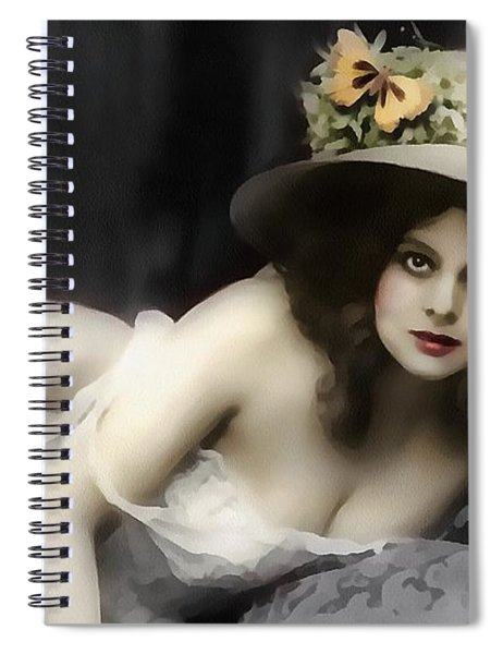 Will You Love Me In The Morning Spiral Notebook