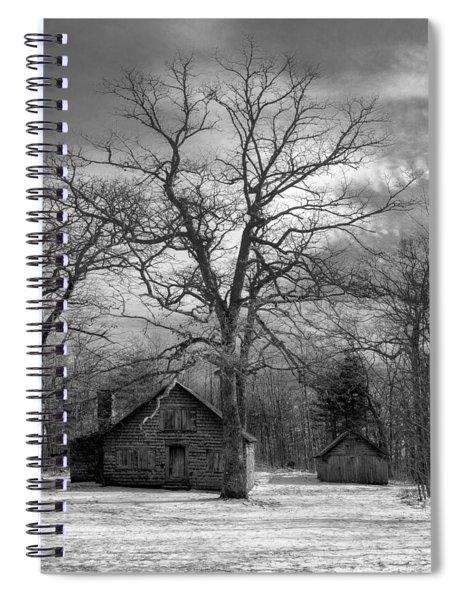 Wilson Lick Ranger Station Spiral Notebook