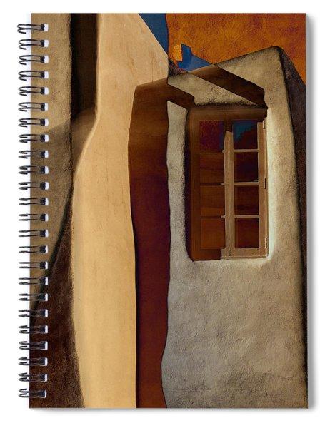 Window De Santa Fe Spiral Notebook