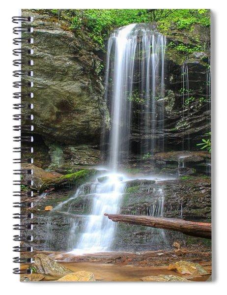 Window Falls Spiral Notebook