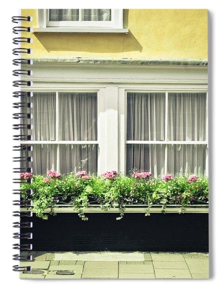 Window Garden Spiral Notebook