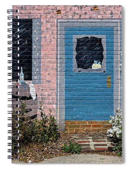 Window With No View Spiral Notebook