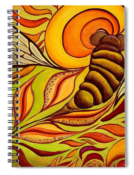 Wings Of Change Spiral Notebook