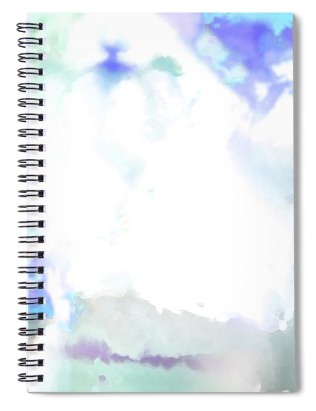 Winter I Spiral Notebook
