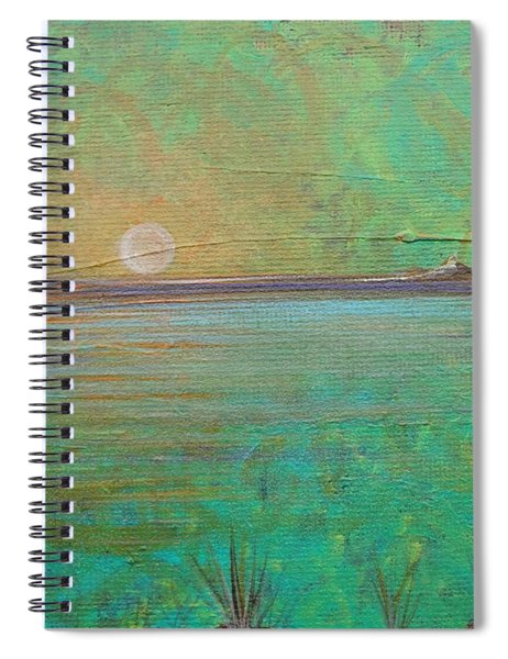 Winter Solitude 7 Spiral Notebook
