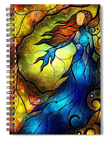 Wishing You Were Here Spiral Notebook