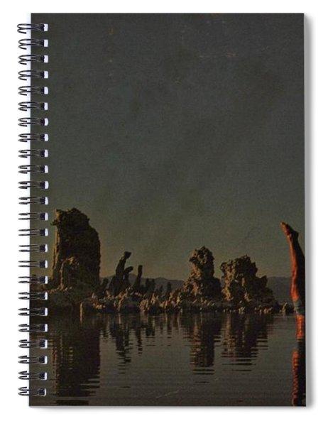 Wish You Were Here Spiral Notebook