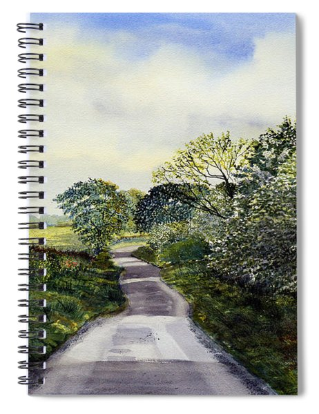 Woldgate - Late Spring Spiral Notebook