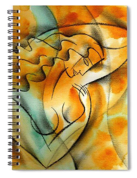 Female Health Spiral Notebook
