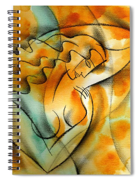 Woman Health Spiral Notebook