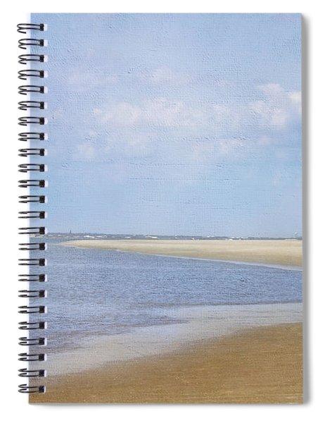 Wonderful World Spiral Notebook