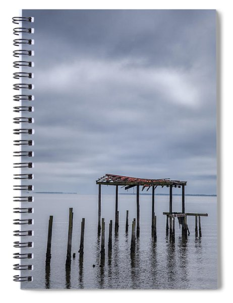 Won't Let Go Spiral Notebook
