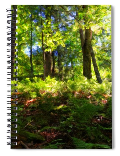 Woodland Spiral Notebook