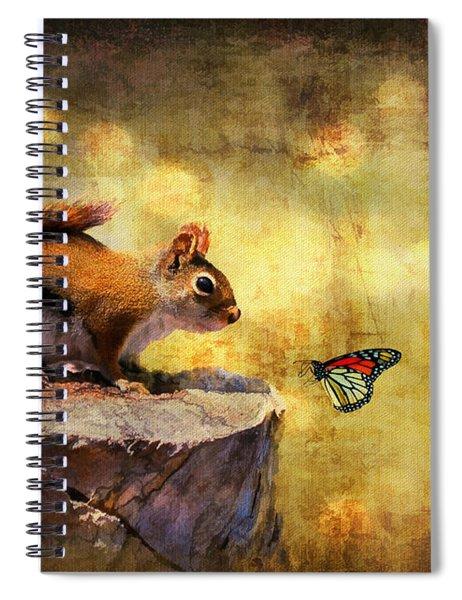 Woodland Wonder Spiral Notebook