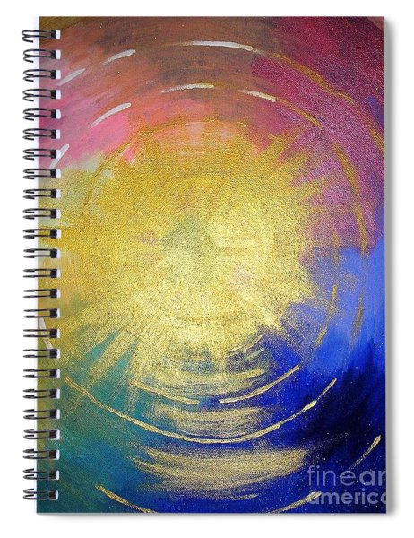 The Word Of God Spiral Notebook