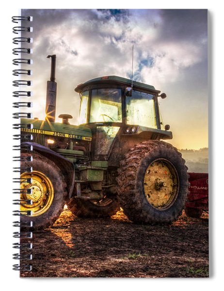 Workhorse II Spiral Notebook