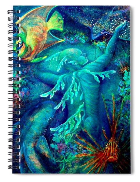 World Spiral Notebook
