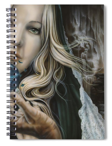 World Of Wonder Spiral Notebook