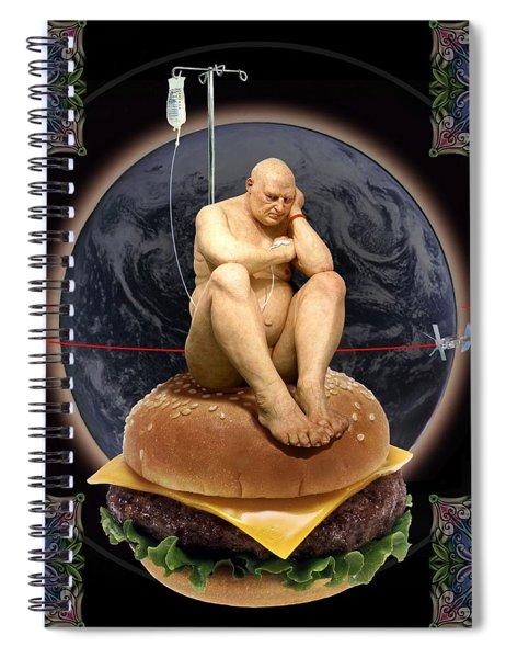 World Wide Spiral Notebook