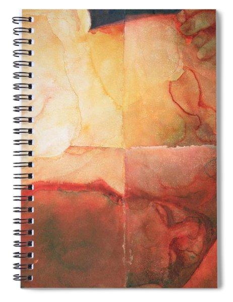 Wound Spiral Notebook