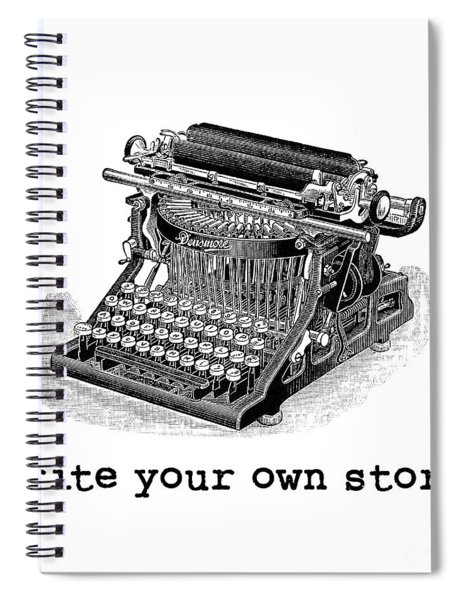 Write Your Own Story Spiral Notebook