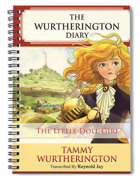 Wurtherington Diary Cover Spiral Notebook