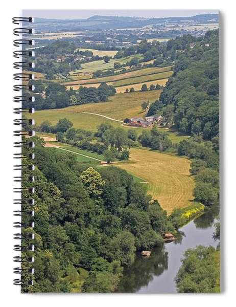 Wye Valley Spiral Notebook