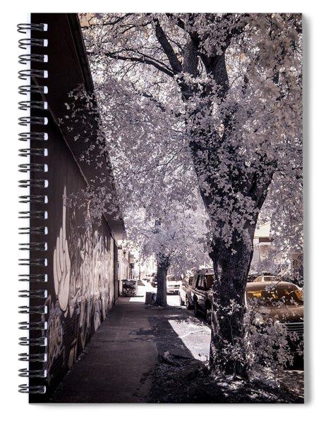 Wynwood Treet Shadow Spiral Notebook