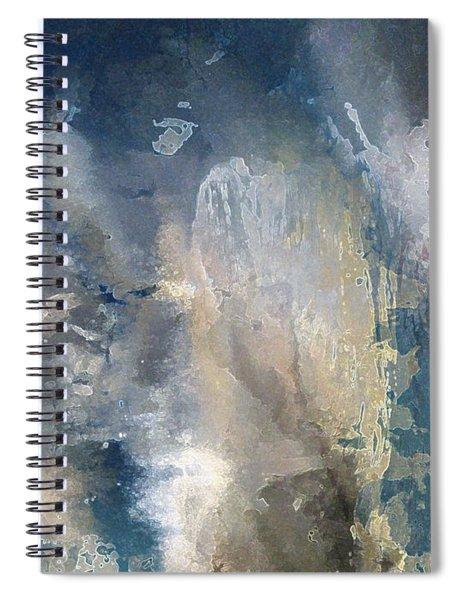 Xv - Lost Island Spiral Notebook