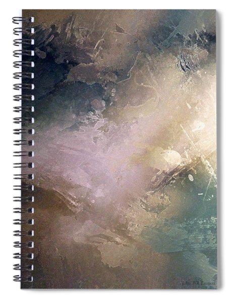 Xvi - Refuge Of The Elves Spiral Notebook