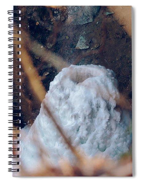Yahoo Falls Frozen 2 Spiral Notebook