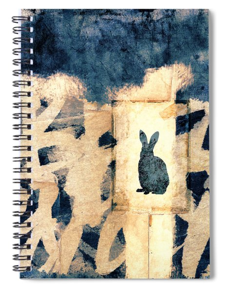 Year Of The Rabbit No. 3 Spiral Notebook