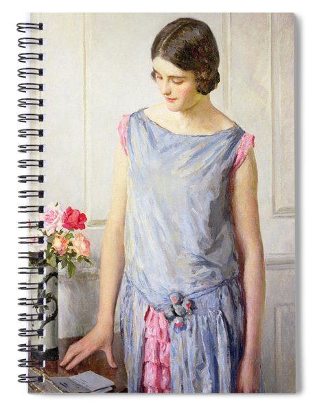 Yes Or No Spiral Notebook